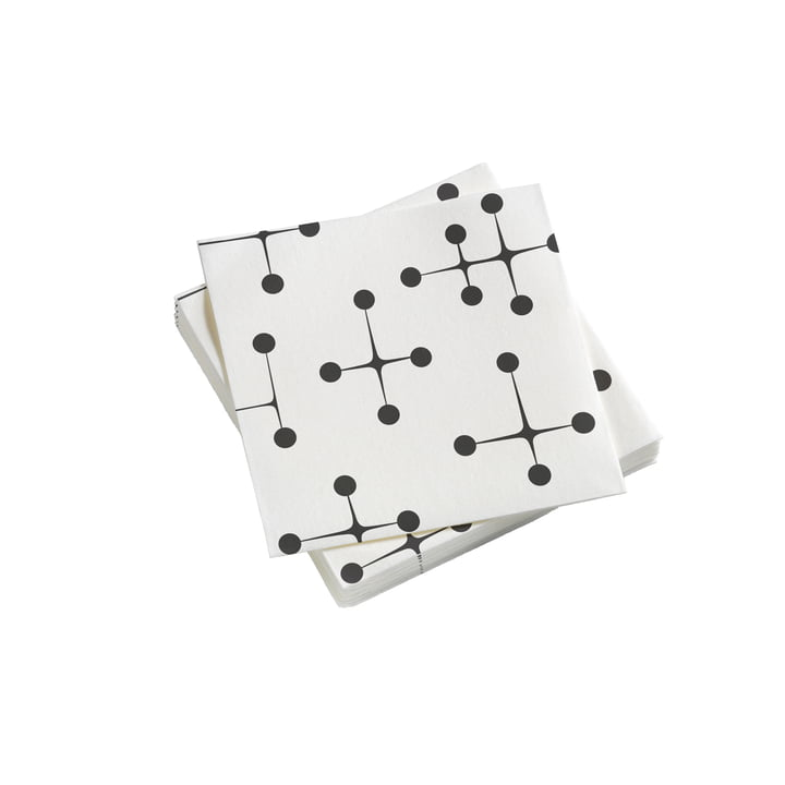 Paper Napkins Small Dot Pattern light by Vitra