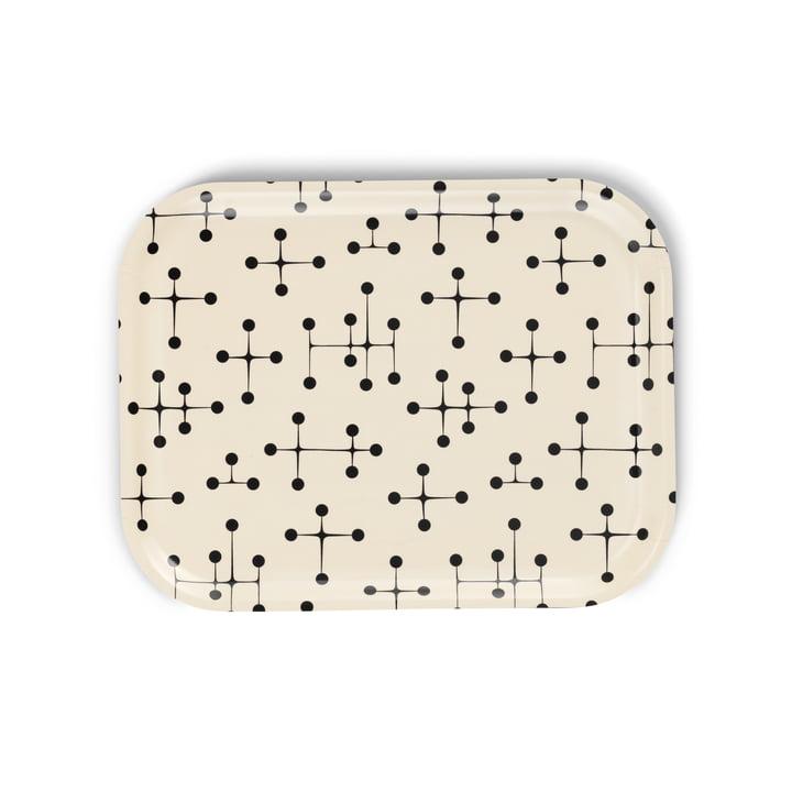 Classic Tray medium Dot Pattern light by Vitra