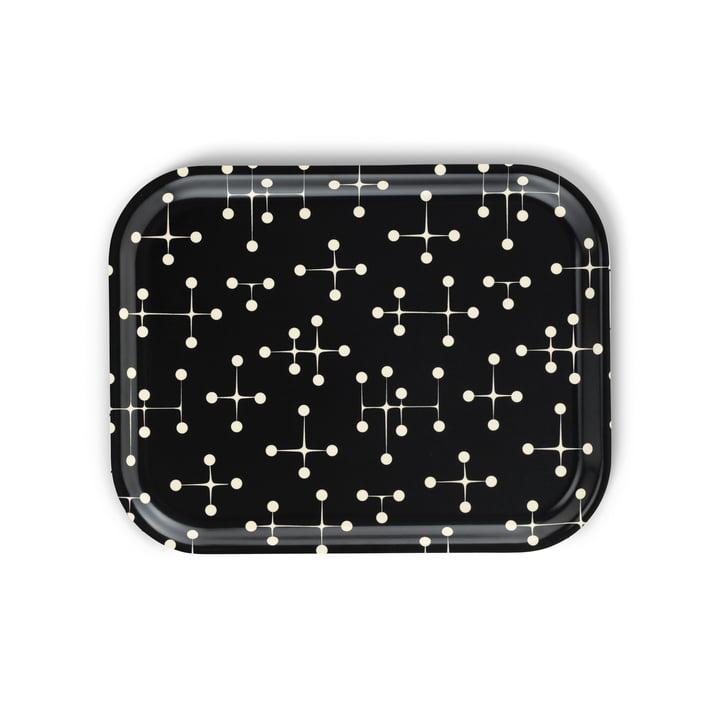 Classic Tray medium, Dot Pattern dark by Vitra