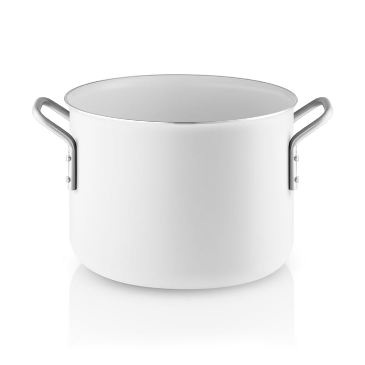 White Line Cooking Pot 4,8 l by Eva Trio