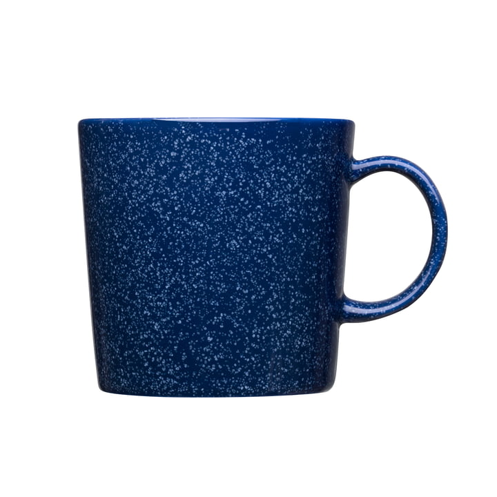 Teema Mug 0.3 l by Iittala in Speckled Blue