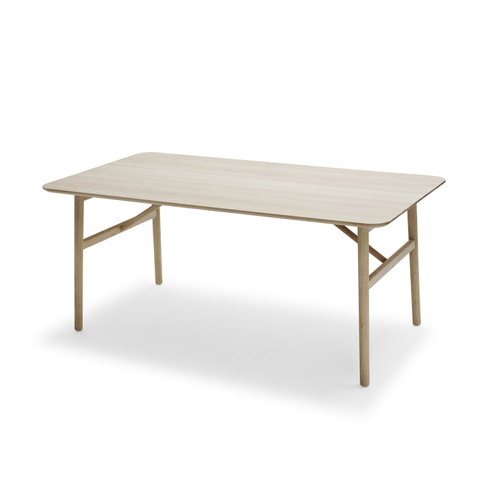 Hven Dining Table 94 x 170 cm by Skagerak made of Oak