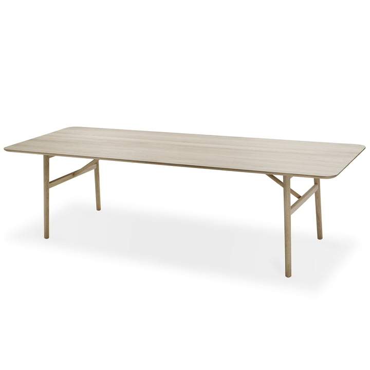 Hven dining table by Skagerak made of oak