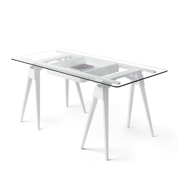 Design House Stockholm - Arco Desk, white