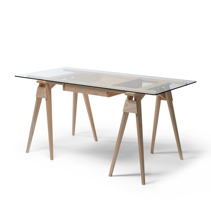 Design House Stockholm - Arco Desk, oak