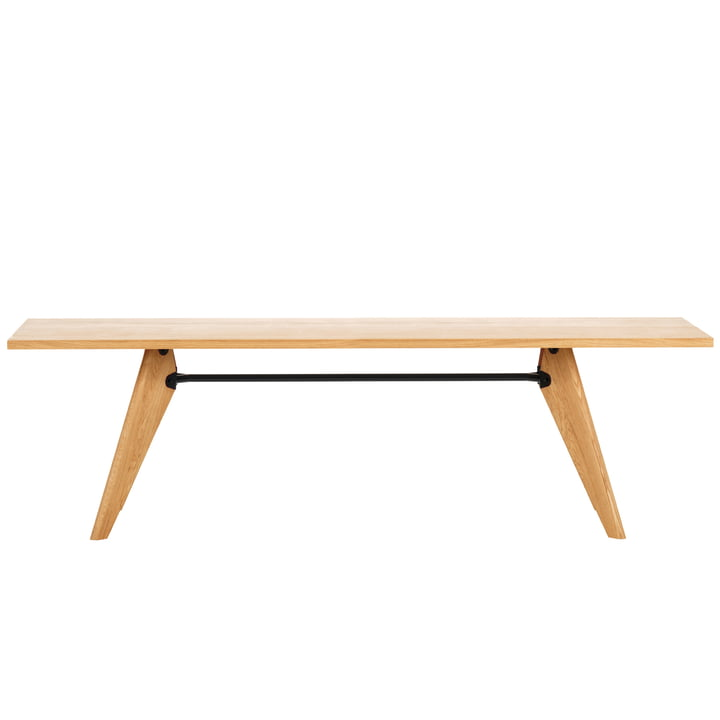 Table Solvay 240 cm from Vitra in oak natural
