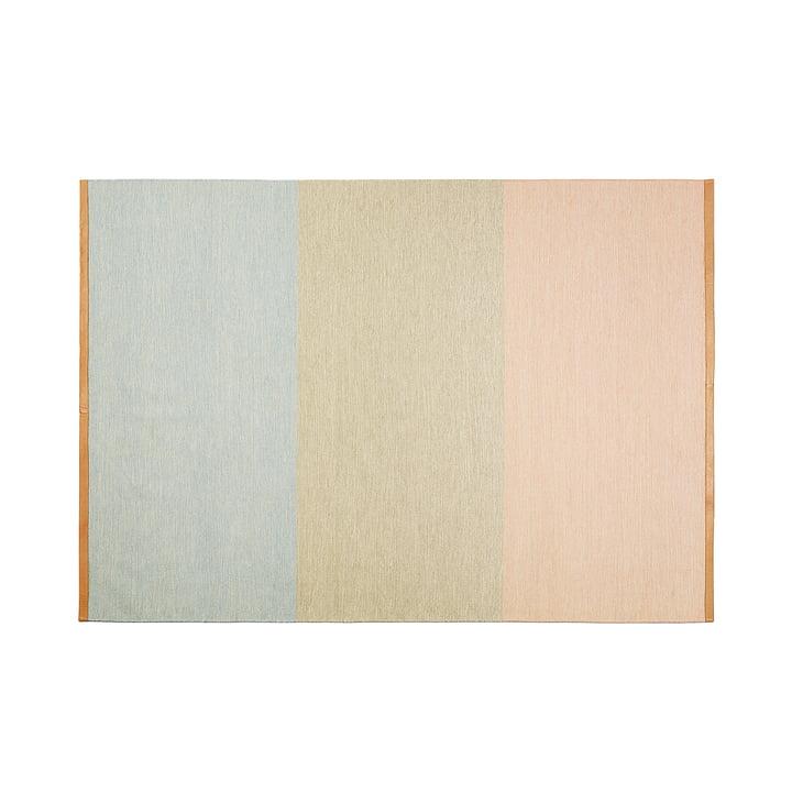 Design House Stockholm - Fields rug 170 x 240 cm, pink / beige / blue