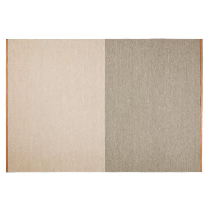 Design House Stockholm - Fields rug 200 x 300 cm, pink / beige