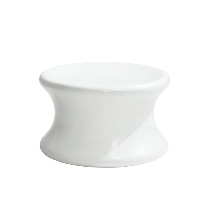 Mushroom Stool by Eero Aarnio Originals in white