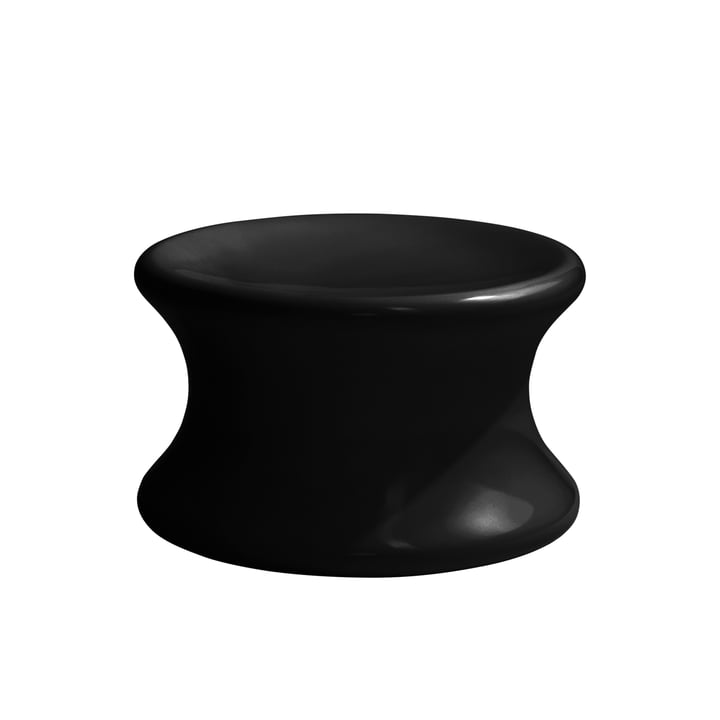 Mushroom Stool by Eero Aarnio Originals in black