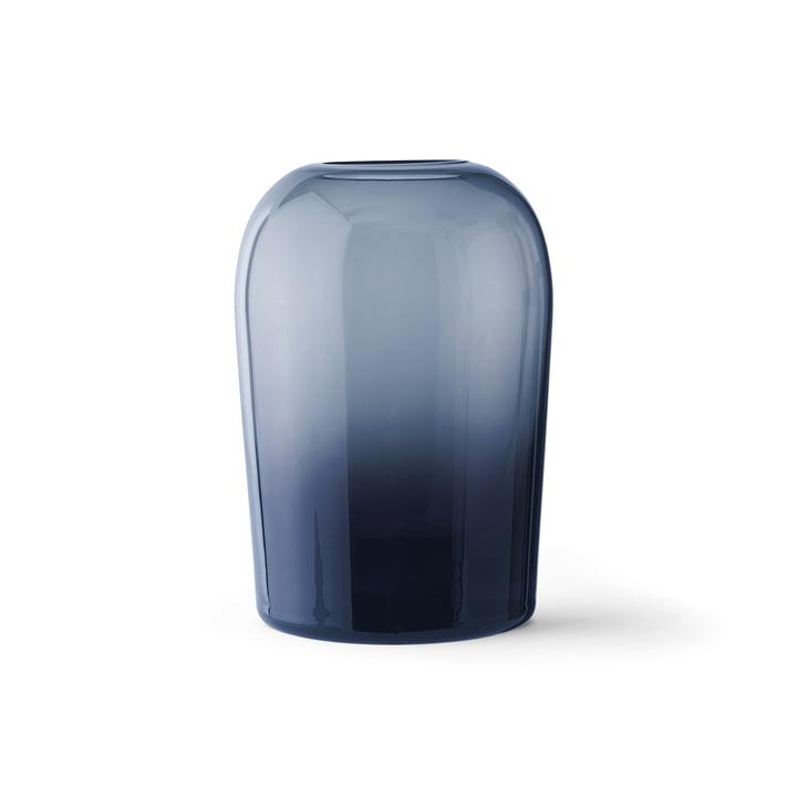 Troll Vase L, midnight blue by Menu