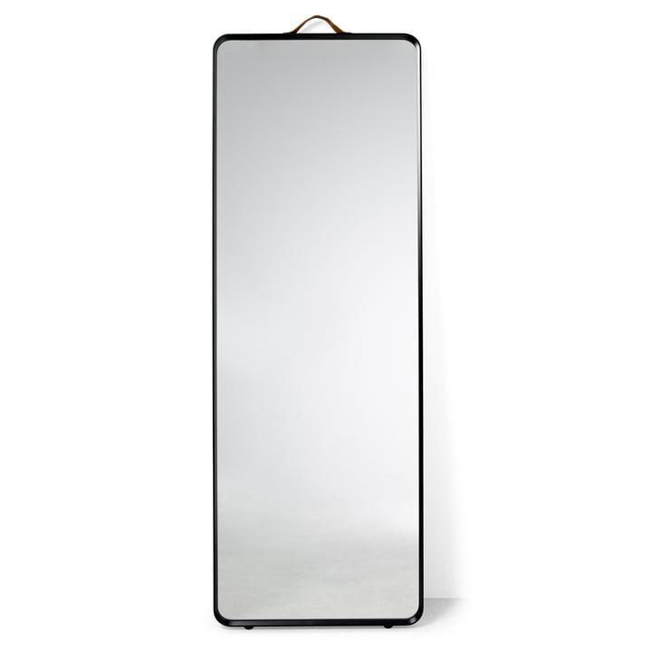 Menu Norm Floor Mirror in Black