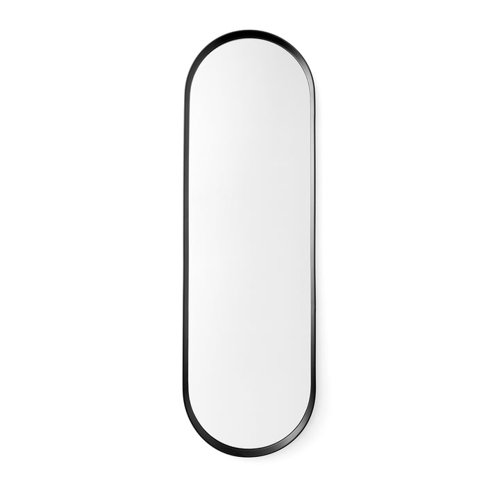 Menu - Mirror Norm Oval, black