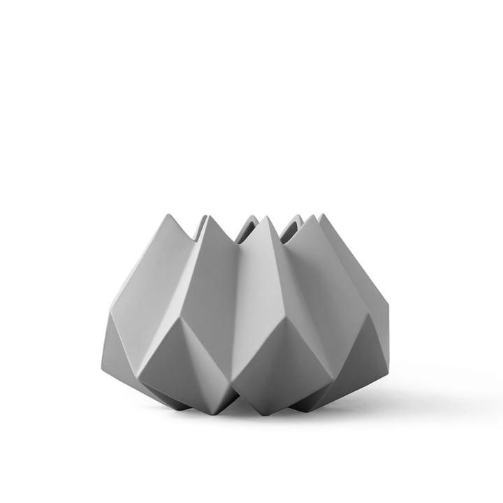 Folded Vase low by Menu