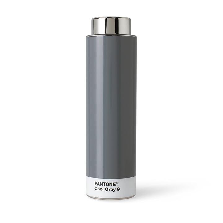 Drinking Bottle Tritan by Pantone in Cool Gray (9)