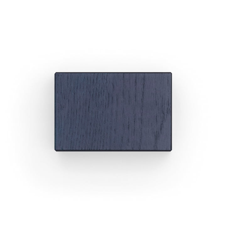 Kvadrat - Ready Made Curtain Support for Hanging Mechanism, blue (700)