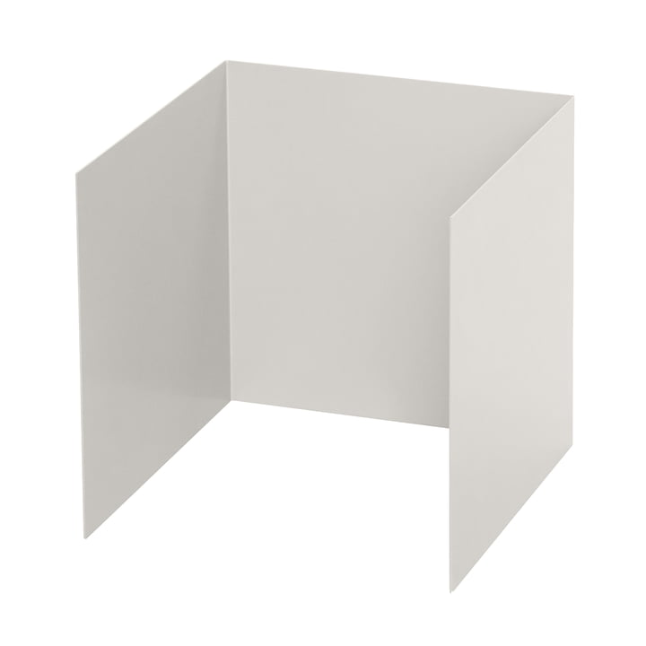 The YU steel box by Konstantin Slawinski in white