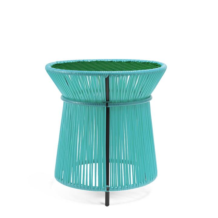 ames - caribe High Table, mint / green / black