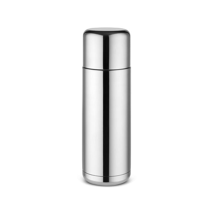 Nomu thermos flask by Alessi out of stainless steel