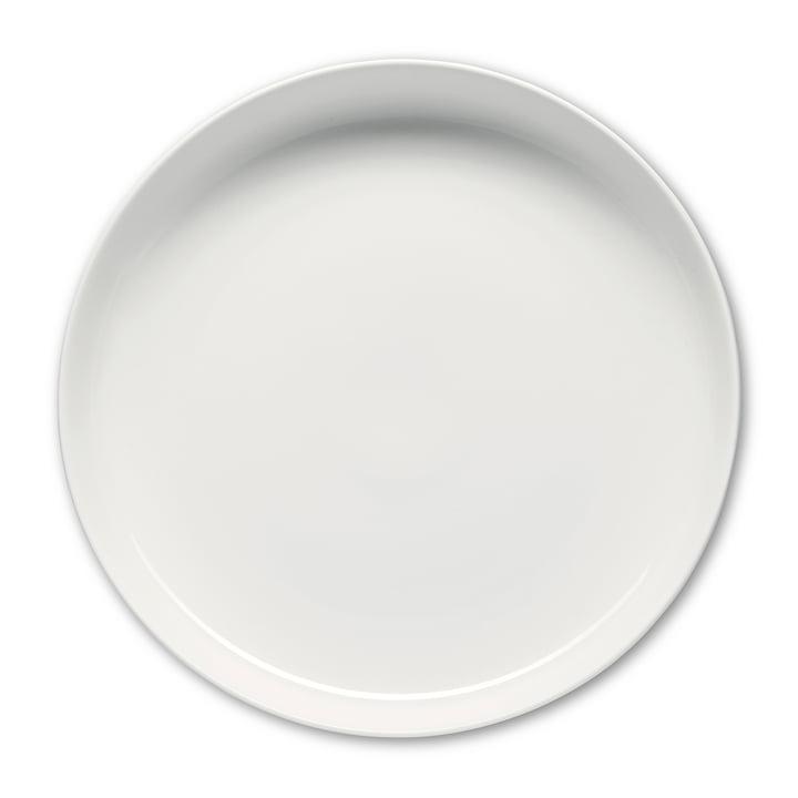Oiva Plate Ø 32 cm by Marimekko in White