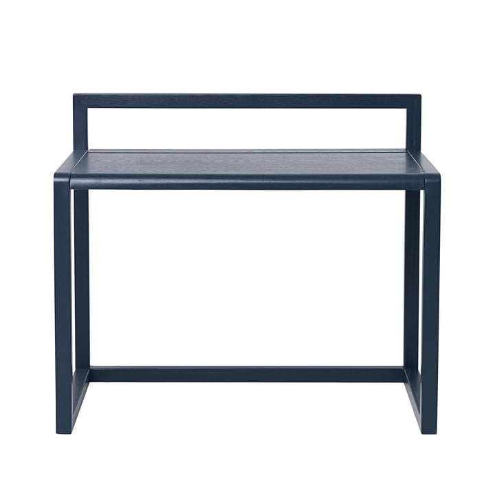 Little Architect Desk by ferm Living in Dark Blue
