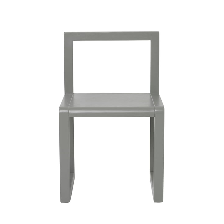 Little Architect Chair by ferm Living in Grey
