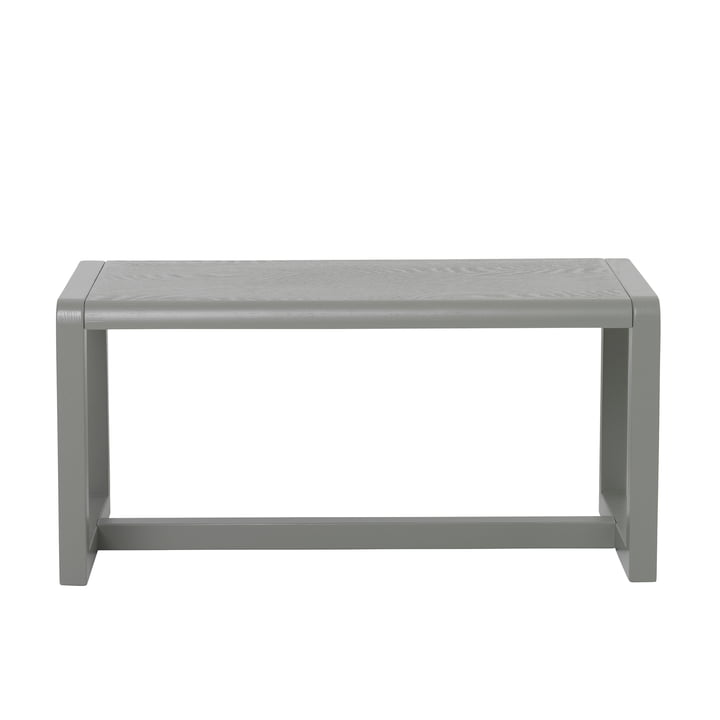 Little Architect Bench by ferm Living in Grey