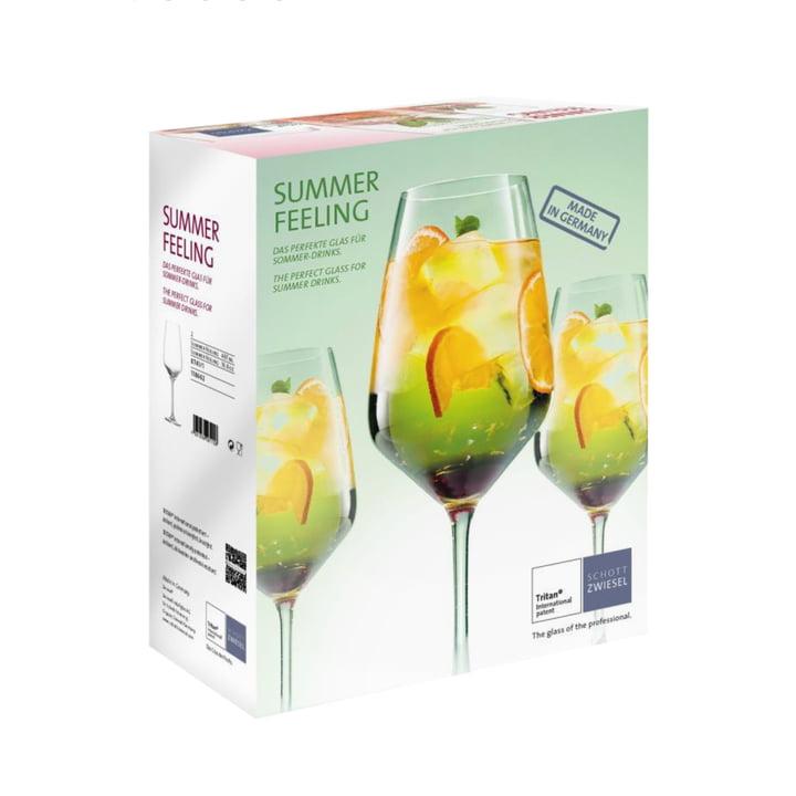 Summer feeling glasses (2 pcs offer set) by Schott Zwiesel