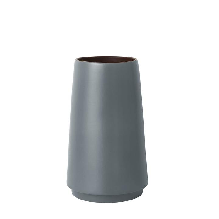Dual Floor Vase by ferm Living in grey