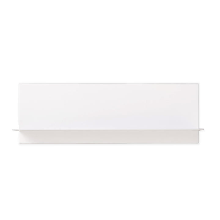 Single Paper Shelf by Design Letters in white
