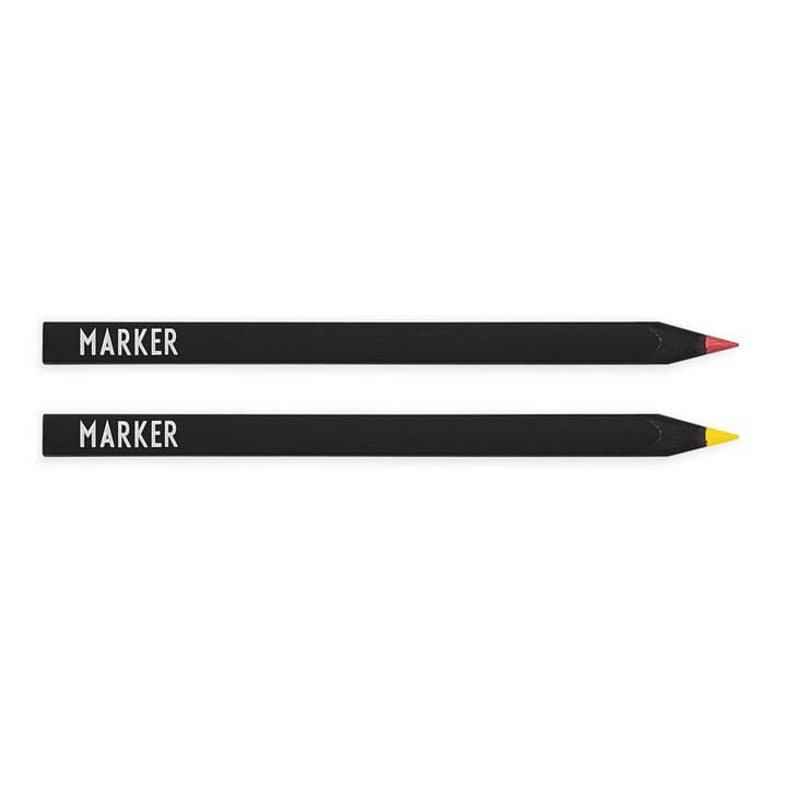 Marker (set of 2) by Design Letters