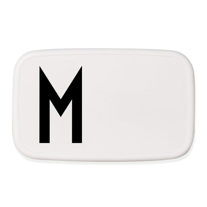 Personal Lunch Box M by Design Letters