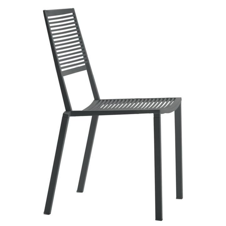 Easy Chair by Fast in black