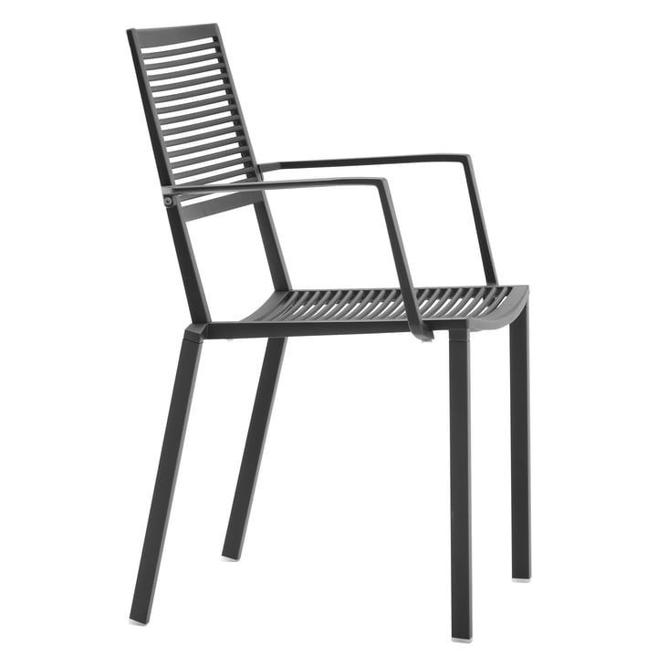 Easy Armchair by Fast in black