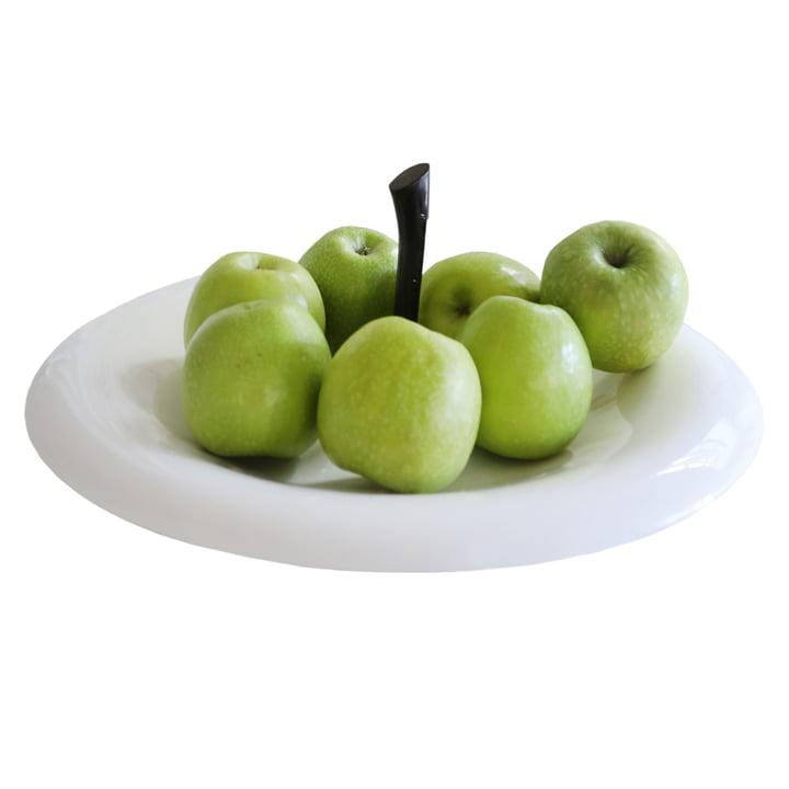 Apple fruit bowl by Koziol