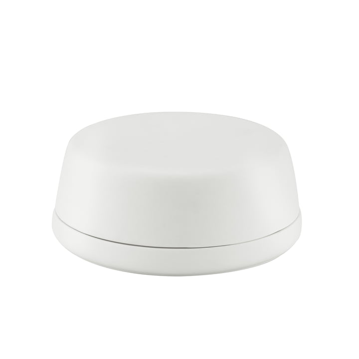 Nordic Jar Ø 15 cm by Skagerak in white