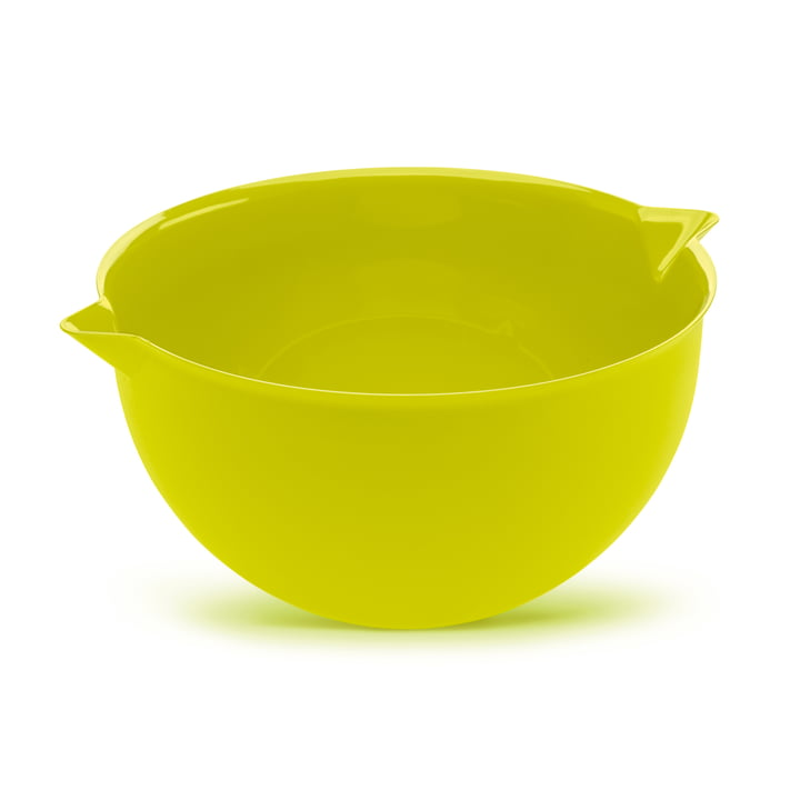 Palsby Mixing bowl from Koziol in mustard green