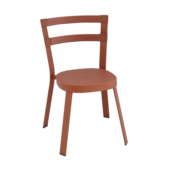 Thor Chair by Emu in corten