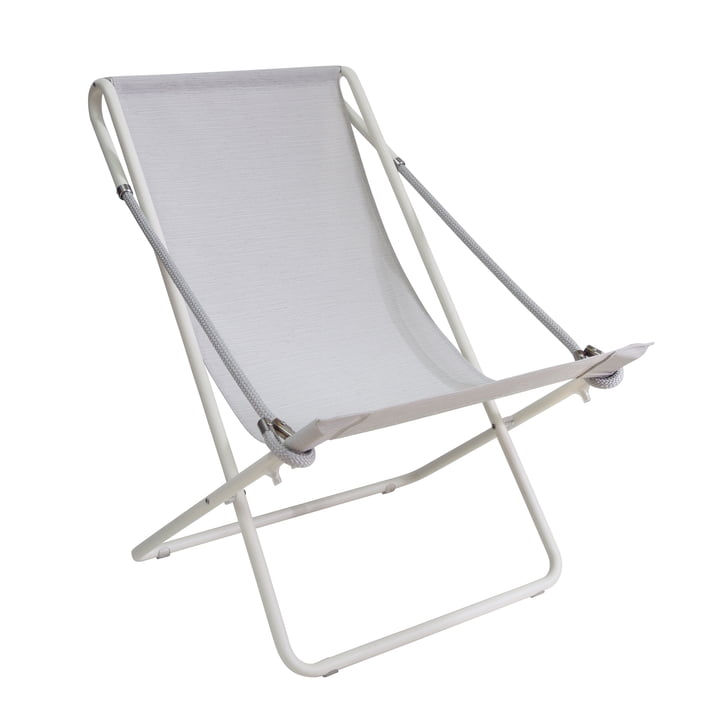 Vetta Lounger by Emu in white