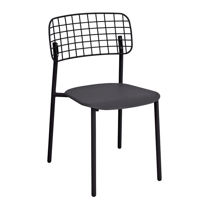 Lyze Chair by Emu in black