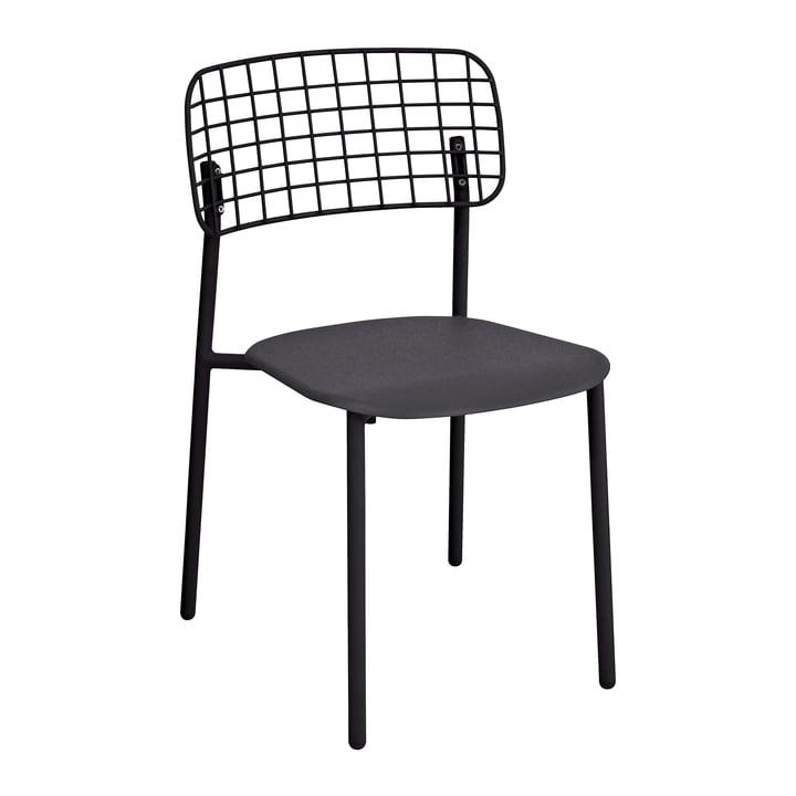 Lyze Chair by Emu in black