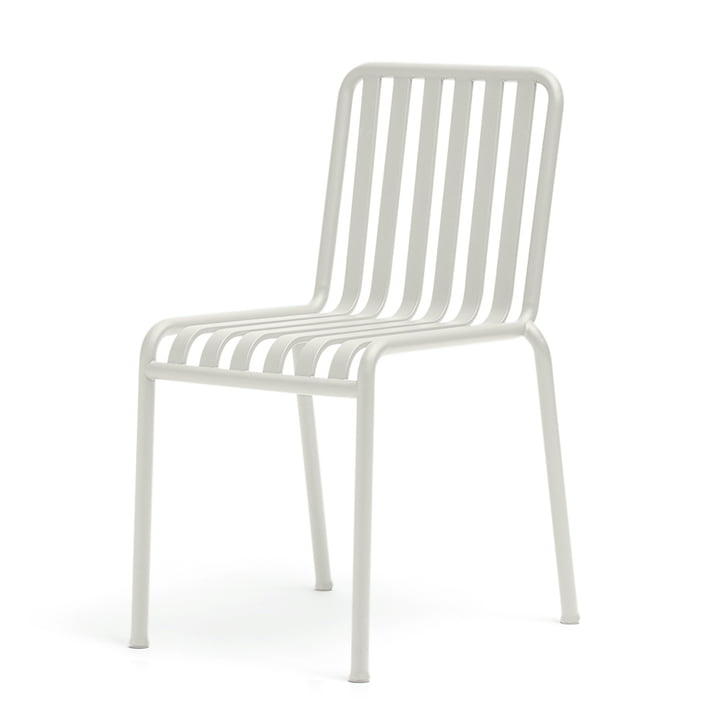 The Hay Palissade Chair in Cream White