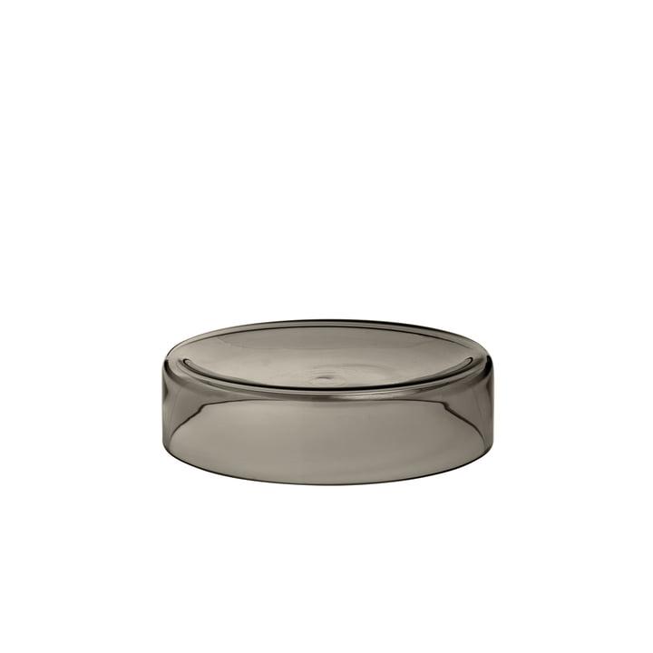 Jar Glass Bowl Ø 14 cm by Schönbuch in smoke