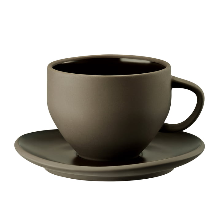 Junto combination cup by Rosenthal in slate gray