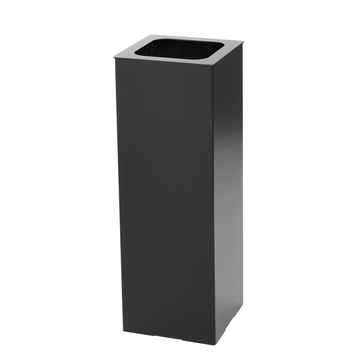 Angle Umbrella Stand by Schönbuch in Black
