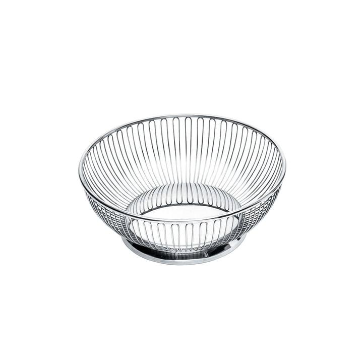 826 Wire Basket by Alessi, round Ø 15 cm