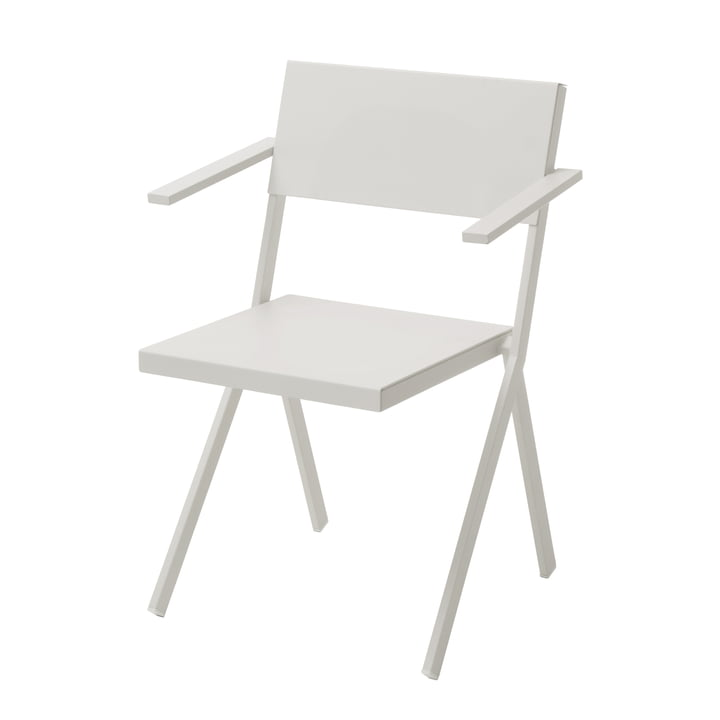 Mia Armchair by Emu in white