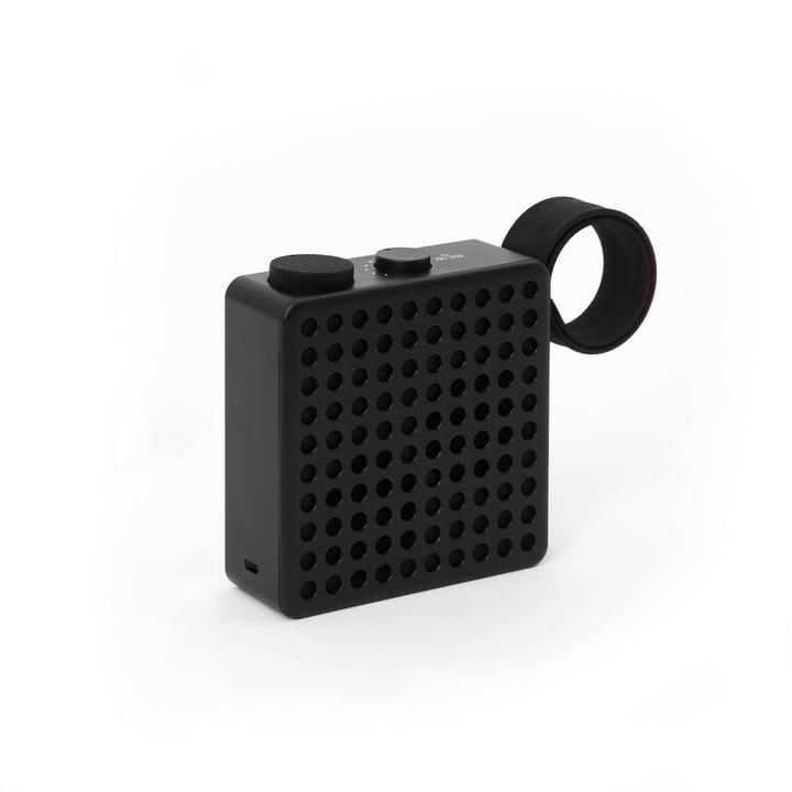 The Monkey - Radio / Speaker by Palomar in Black