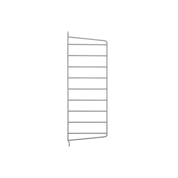 Wall Ladder for String Shelf 50 x 20 cm from String in Grey