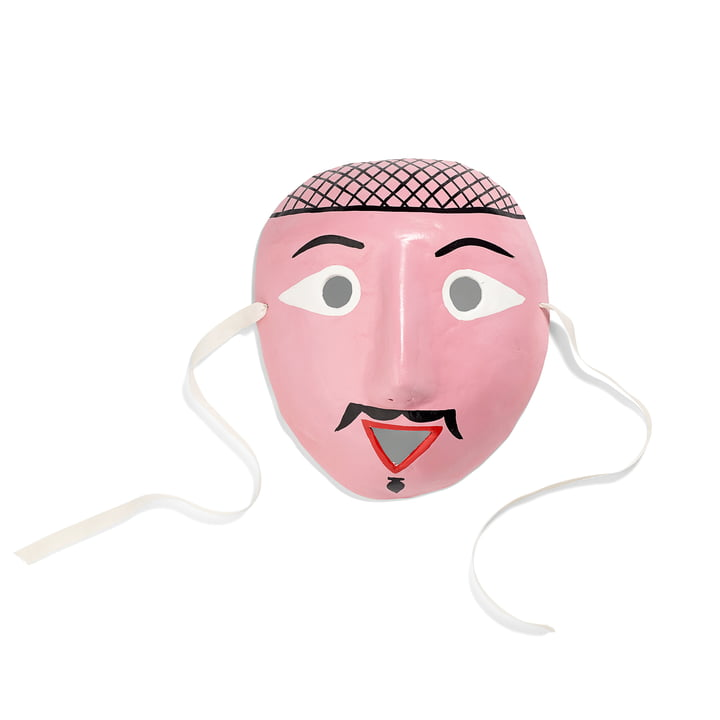 The Mood Mask by Hay in Pink